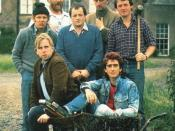TV Shows We Used To Watch - British TV show - Auf Wiedersehen, Pet