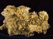 English: Crystaline Gold