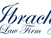 English: Ibrachy Law Firm Logo