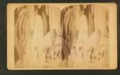Stalagtites, Caverns of Luray, by C. H. James