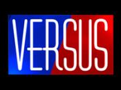 Versus is a political debate that is aired on weekends on Times Now.