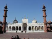 Bhopal, Moti Masjid