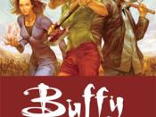 Trade paperback cover of Buffy: Season Eight Volume One, written by Joss Whedon.