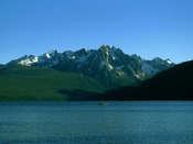 English: Redfish Lake, Idaho
