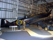 English: Boulton Paul Defiant at the RAF Museum in London.