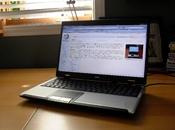 MSI laptop computer