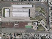 Guadalajara's SITEUR (Sistema de Tren Eléctrico Urbano) Tetlán Maintenance Facility