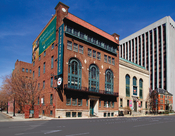 Newark Museum Facade