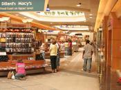 Hanes Mall Shopping Center
