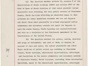 Complaint against Segregated South Carolina Schools, 1950 (page 3 of 4)