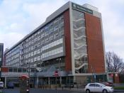 Maxwell Building, Salford University
