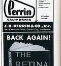 Perrin Bags / The Retina Way 1955