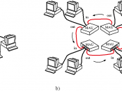 Examples of Token Ring Networks