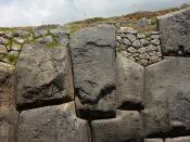 Inca Stone Architecture - Sacsayhuaman - Peru 06