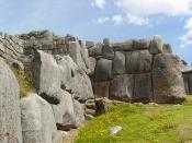Inca Stone Architecture - Sacsayhuaman - Peru 07