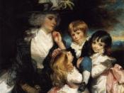 English: Lady Smith and Children