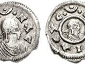 Coin of the Axumite king Ezana