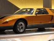 English: Mercedes-Benz C 111