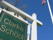 English: Clarke School for the Deaf