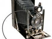 C.P.Goerz Taro-Tenax 9x12 with Trilentar f/6.8 135mm lens