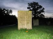 Lise Meitner's Grave in Bramley