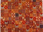 An Inca period tunic