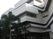 The Subordinate Courts of Singapore at Havelock Square, where Fricker pleaded guilty to the charges against him and was sentenced