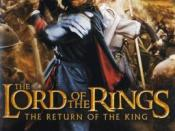 The Lord of the Rings: The Return of the King (video game)