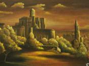 Nabil Taleb: pintor