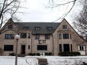 Sigma Pi house, Urbana, IL