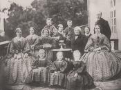 Bertram Engelsen (f. 1790) med familie