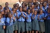 English: School Children (Rwanda)