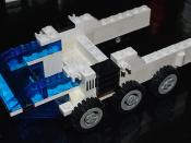 Lego Space - Set 6927 All-Terrain Venicle