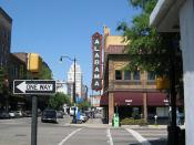 Alabama Theatre Marquee, Birmingham
