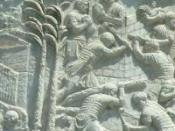 Trajan s column detail