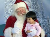 Amy Meets Santa