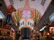 English: Fremont Street Experience, Las Vegas