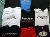 Geek t-shirts I still know & love