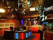 A state-of-the-art studio was constructed at Sirius for the show in 2005.