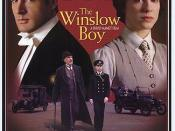 The Winslow Boy (1999 film) film poster