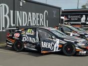 Bundy Racing V8 Supercar