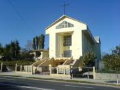 The Roman Catholic Church, Târgu Frumos