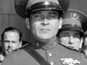 General Fulgencio Batista seized power in a military coup, postponed elections indefinitely and implemented right wing policies; he would widely be labelled a dictator and Castro would believe it necessary to oust him.
