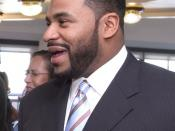 Jerome Bettis, American football player.