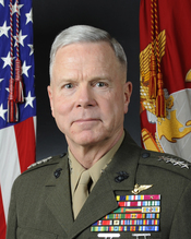 English: General James F. Amos, USMC 35th Commandant of the Marine Corps