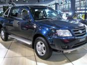 Tata Xenon is Tata's best selling vehicle in Europe.