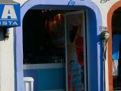 English: A Dippin' Dots franchise store in the city of Puerto Vallarta, Jalisco, Mexico.