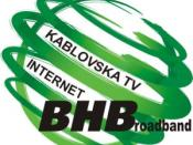 English: BHB CABLE TV