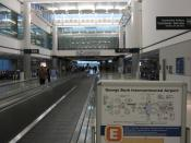 George Bush Intercontinental Airport's Terminal E