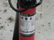 Primus CO 2 /6 DV Extinguisher